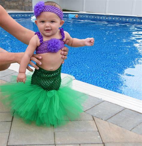 little mermaid costume etsy little mermaid tutu halloween costume by ericabilezikjian