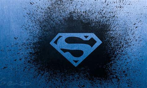 logo superman wallpaper desktop hd  wallpaper