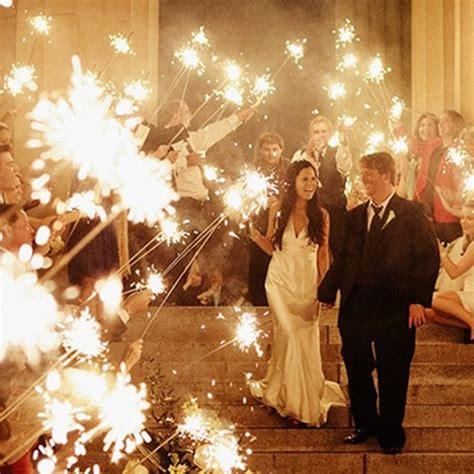 Wedding Sparklers by 36 Inch Wedding Sparklers
