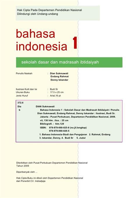 Or Bahasa Indonesia Sd1bhsind Bahasa Indonesia Diansukmawati