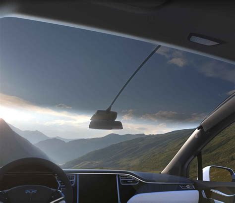 Tesla Model X Panoramic Windshield Motrolix