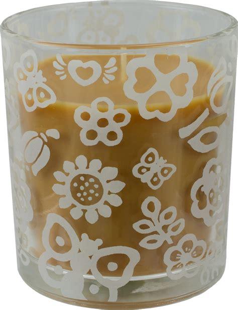 candele thun thun vasetto in vetro con candela profumata sandalo