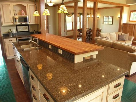 Butcher Block Countertops Lumber Liquidators by American Cherry Butcher Block Traditional Kitchen