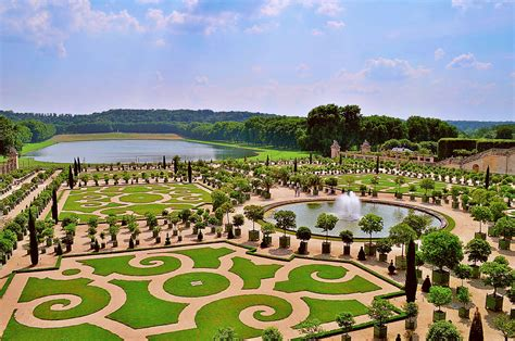 The Gardens Of Versailles by Attractions And Landmarks Wondermondo