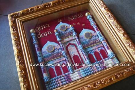 frame mahar ukir 40x50cm kuchiwalang koleksi mahar 3 dimensi