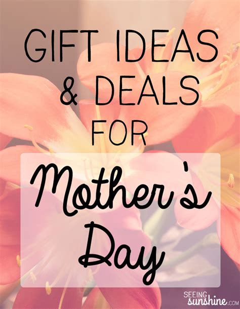 gift bargains s day gift ideas deals seeing