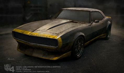Transformers 1967 Camaro by 301 Moved Permanently