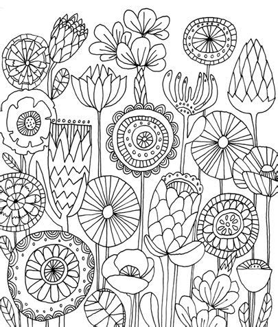 how to do a flowers doodle 278 best images about doodle flowers on