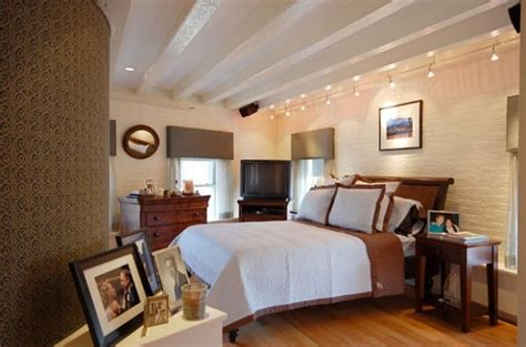 Track Lighting Bedroom by Shining A Spotlight 34 Gorgeous Track Lighting Ideas For The Home Home Style