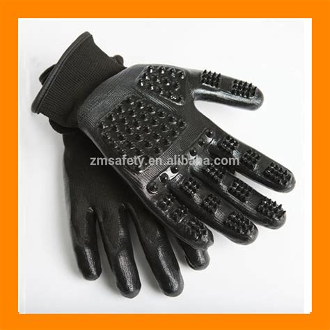 grooming glove tactile touch pet grooming gloves pet bathing gloves for cat buy