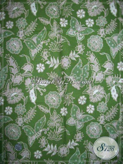 Sarung Tenun Murah Terlaris motif batik warna hijau