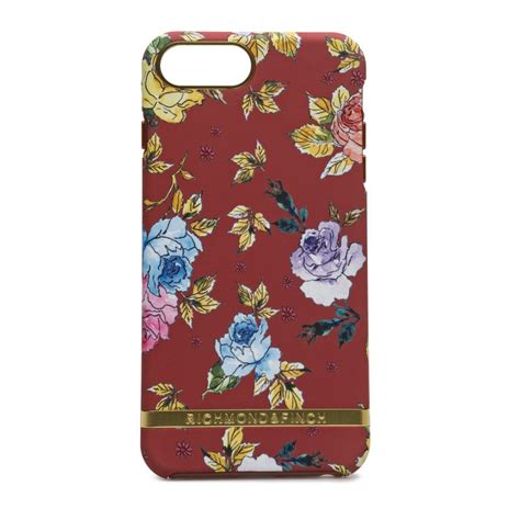 Floral Iphone 6 6s 7 8 X Plus richmond finch floral iphone 6 6s 7 8 plus
