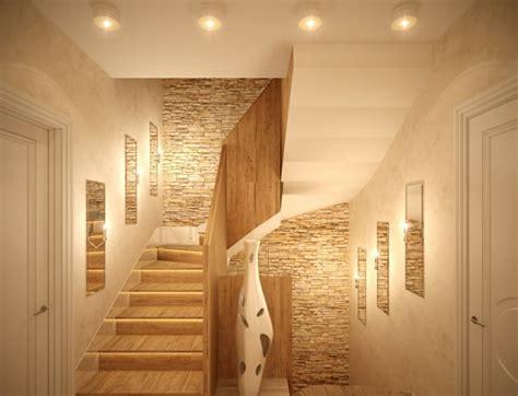 1001 beispiele f 252 r treppenhaus gestalten 80 ideen als - Treppenhaus Wandgestaltung