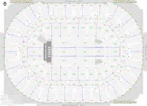 Bb T Center Floor Plan Key Arena Seating Chart With Seat Numbers Www Galleryhip