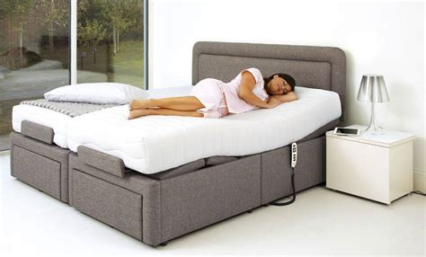 sherborne dorchester kingsize adjustable bed at relax sofas and beds