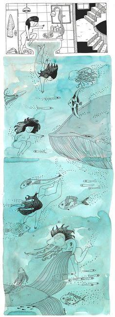 layout artist work abroad http www freepik es vector gratis fondo de mar con olas