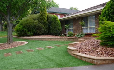 maintenance landscaping adelaide garden design ideas