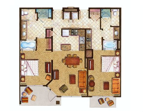 rendered floor plan floor plans elevations genesis studios inc