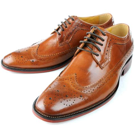 different types of mens dress shoes