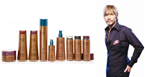 Ken Pavess Big Give With Some Help From His Friends ken paves to launch new hair care collection makeup and