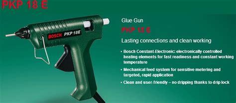 Bosch Pkp18e Glue Gun Murah bosch pkp 18 e glue gun pkp18e ebay