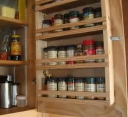 Cabinet Door Spice Rack Spice Rack For Inside Cabinet Door Organization