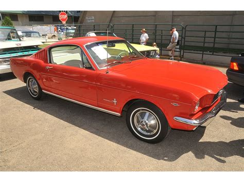 1967 Ford Mustang Premium Auction Database American Car Collector 1965 Ford Mustang 2 2 Premium Auction Database American Car Collector