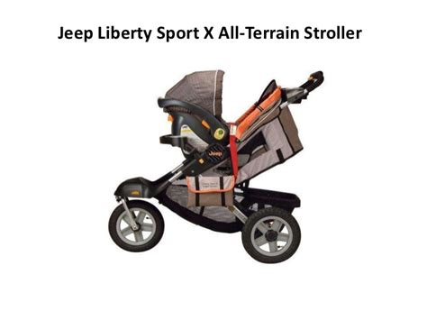jeep liberty sport stroller baby toddler jeep liberty sport x all terrain stroller