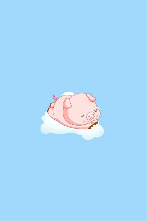 cute iphone themes cute pig wallpapers for ipad wallpapersafari