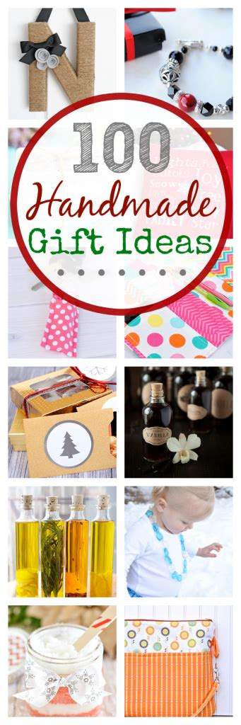 Handmade Gift Ideas 2014 - 100 handmade gift ideas a craft in your day