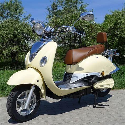 Motorrad Und Scooter Handel Oelde by Elektro Motorroller 1500 Watt Retro E Scooter Znen