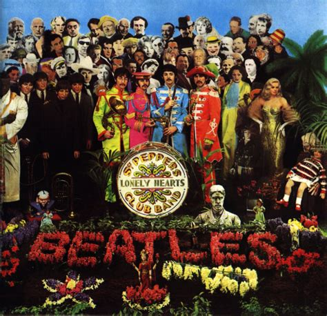 The Beatles Sgt Peppers Lonely Hearts Club Band | sgt pepper s lonely hearts club band the music court
