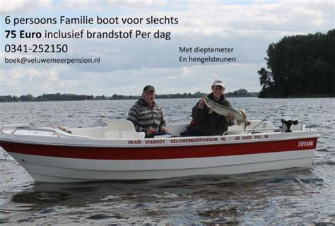 family visboot huren in elburg gelderland bootverhuur - Boten Elburg