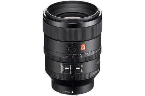 Sony Fe 100mm F 2 8 Gm Frame Lensa Kamera sony fe 100mm f2 8 stf gm oss lens