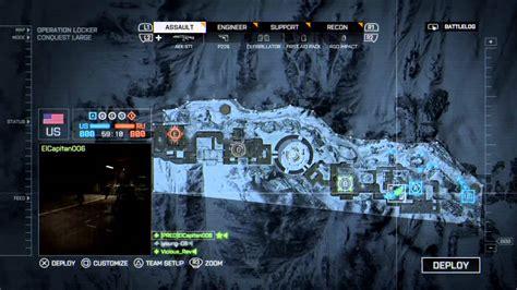 battlefield  guide   win operation locker conquest
