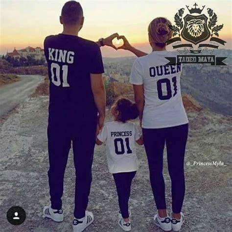 imagenes de amor king y queen playeras3 playeras trios queen prinsess king 435 00 en