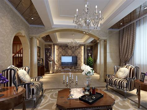 versace inspired living interior design ideas