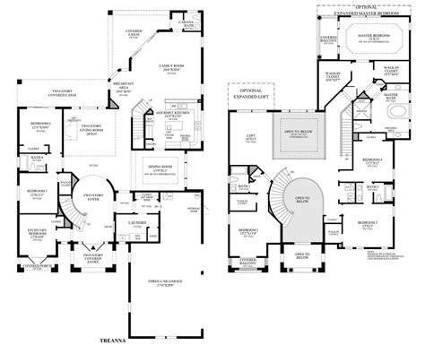 beautiful house floor plans house designs blueprints full hdmansion home plans