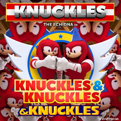 Knuckles Meme - knuckles the echidna in knuckles knuckles knuckles