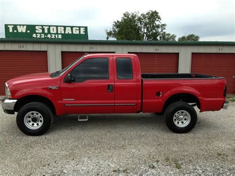 how cars run 1999 ford f250 parental controls find used 1999 ford f 250 7 3 powerstroke diesel 4x4 ext cab 155k miles no reserve in