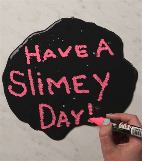 chalkboard paint slime 99 best projects images on crafts