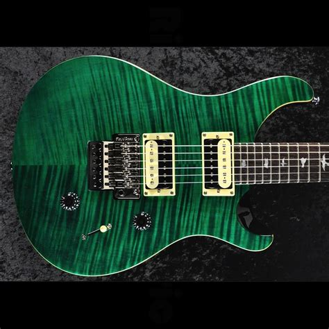 Walpaper Custom 24 prs se custom 24 floyd emerald green