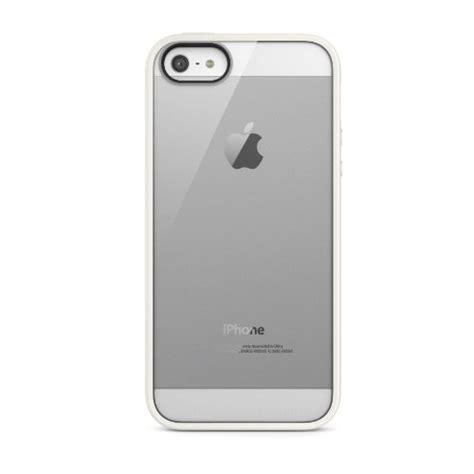 Belkin View Iphone 5 by Belkin View Cover For Iphone 5 And 5s White