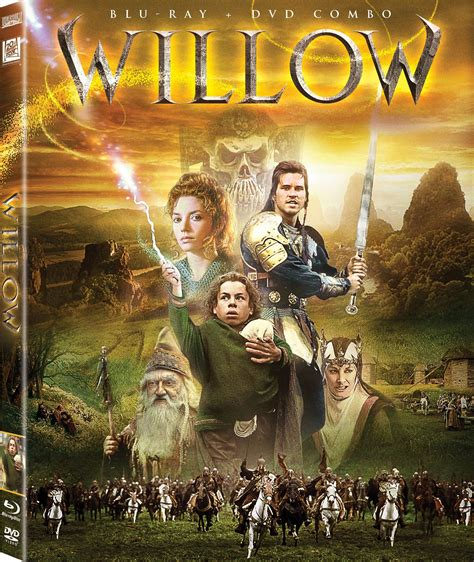 film blu ray releases willow dvd release date