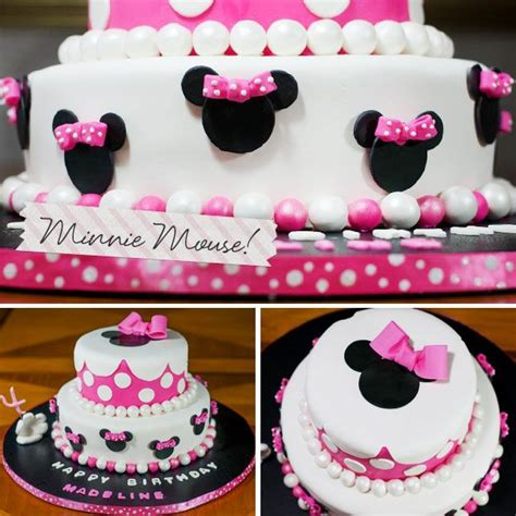 images  mickey mouse cakes  pinterest mickey minnie mouse minnie mouse cake