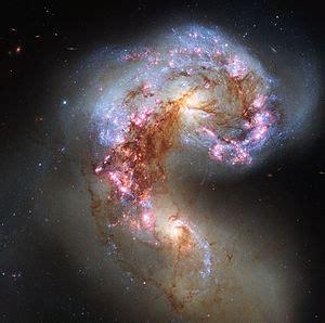 antennae galaxies wikipedia