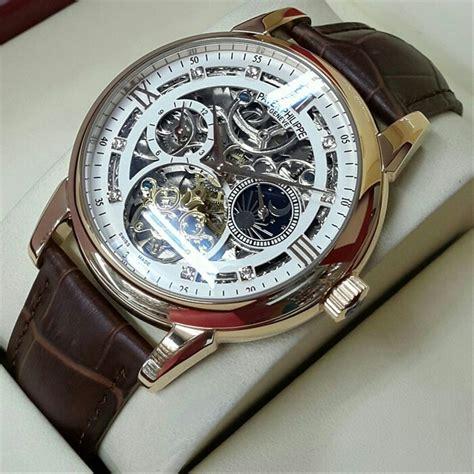 jual jam tangan pria keren patek pilipe  swiss