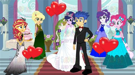 Wedding Flash Animation Free by My Pony And Mlp Equestria Twilight And Flash