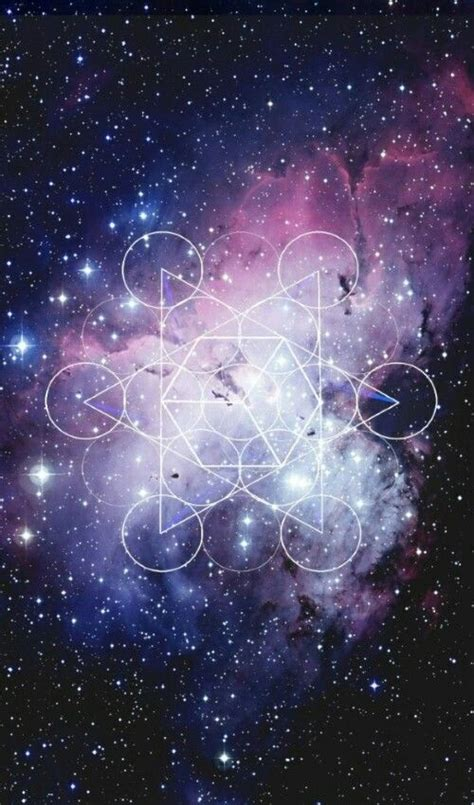 imágenes hipster art galaxy art sacred geometry wallpaper android