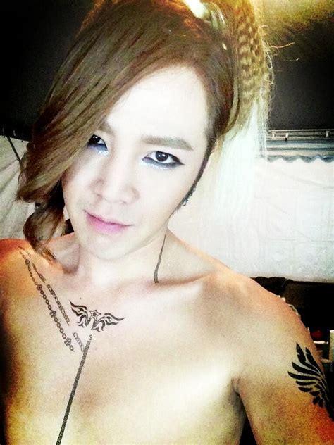 sns pic jang geun suk snaps a photo soompi